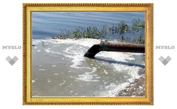 Коммунальщики отравили реку Дон