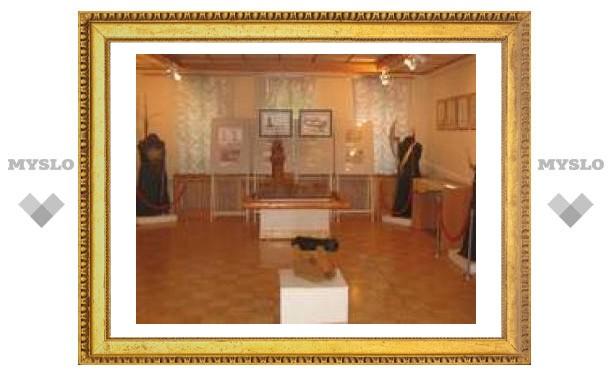 Под Москвой открывается выставка о Туле