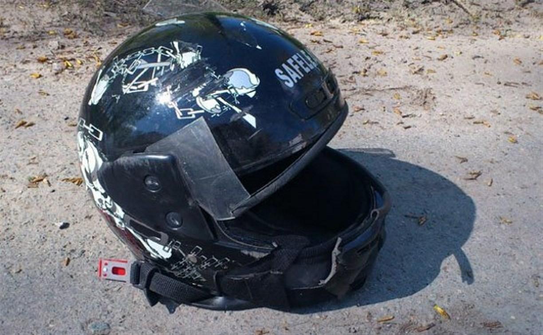 В Новомосковске в ДТП погиб мотоциклист