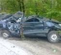 В ДТП под Алексином разбилась «пятнашка»