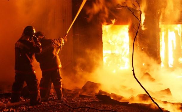 Социальные учреждения Тульской области переселят в менее пожароопасные здания