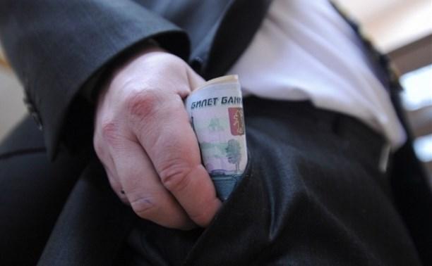 В Ефремове директор спортшколы присвоил зарплату сторожа
