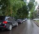Ремонт дороги на ул. Ак. Обручева в Туле: подрядчику придется всё переделывать
