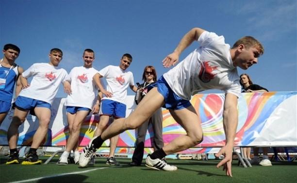 Тульская область завоевала пять золотых знаков отличия на фестивале ГТО