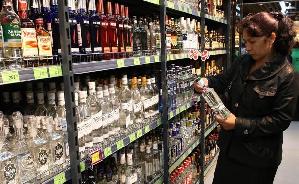 Депутат Госдумы предложил убрать алкоголь с полок магазинов