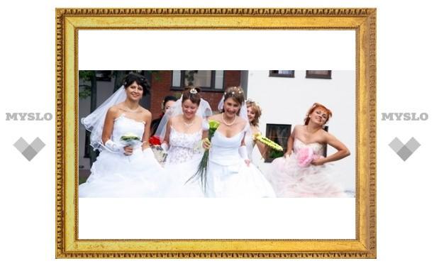 В Туле пройдет парад невест