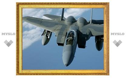 ВВС Израиля нанесли удар по целям на границе Сирии и Ливана