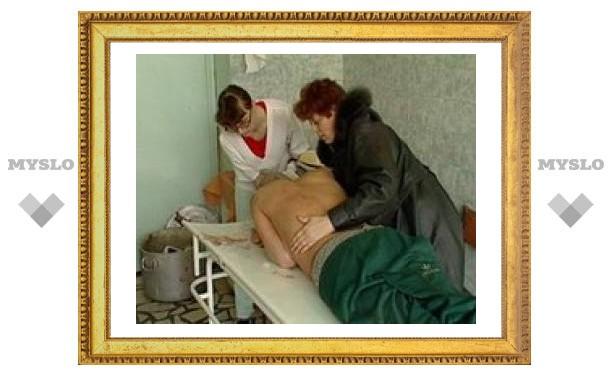 Житель Тульской области подорвался на петарде