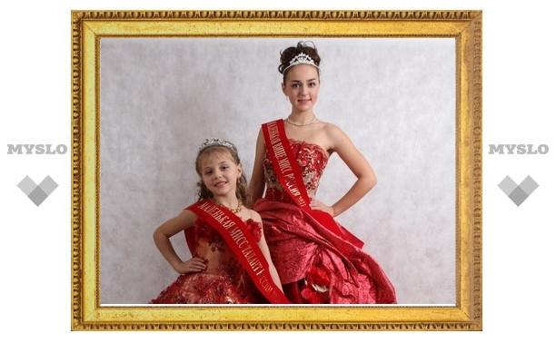Маленькие тулячки – гордость и краса России