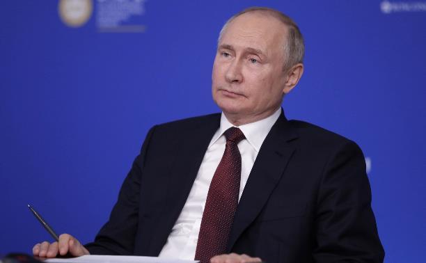 Президент России рассказал, какой вакциной привился