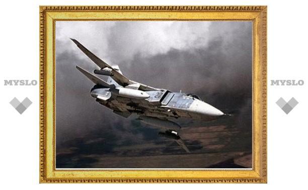 В Амурской области разбился Су-24