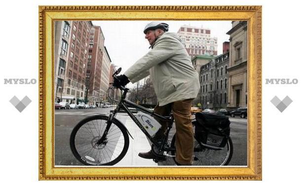 Автопоезд «догнал» велосипедиста-пенсионера