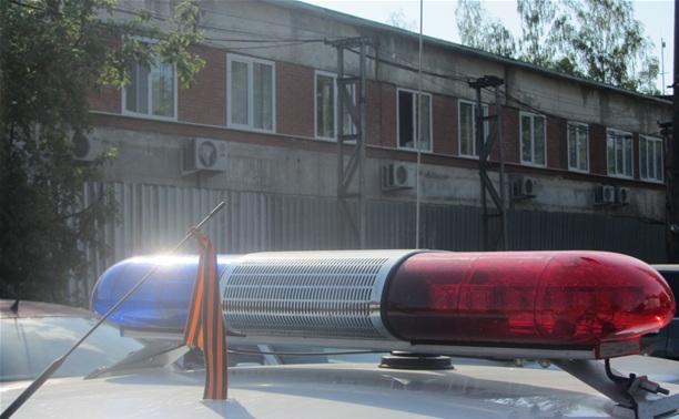 Опубликовано видео погони за пьяным угонщиком по Заречью