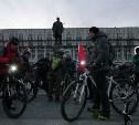 По Туле проедут велосветлячки
