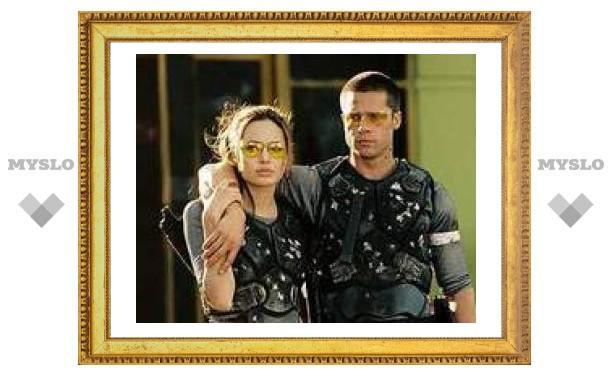 Преступники намеревались выкрасть сына Анджелины Джоли