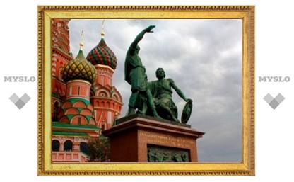 Москва отдала памятник Минину и Пожарскому на откуп государству