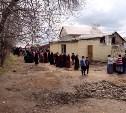 В Плеханово прибыла техника для сноса домов