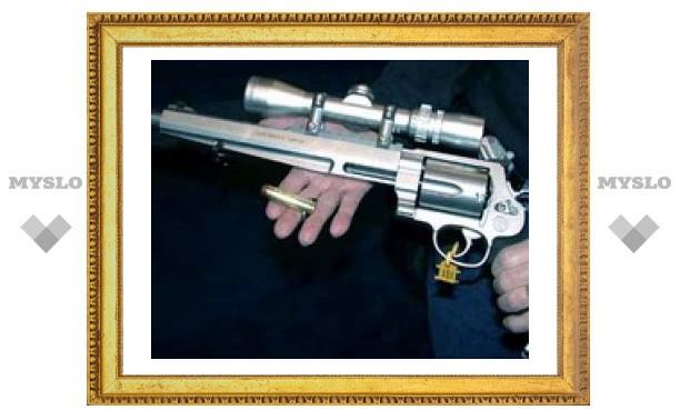 В Тульской области задержали оружейника