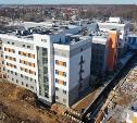 Новый корпус тульского перинатального центра должны построить к 1 октября