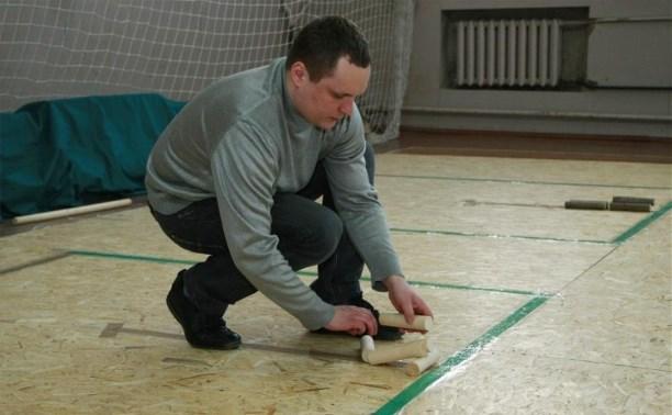 В ТГПУ состоялся первый тульский чемпионат по городкам