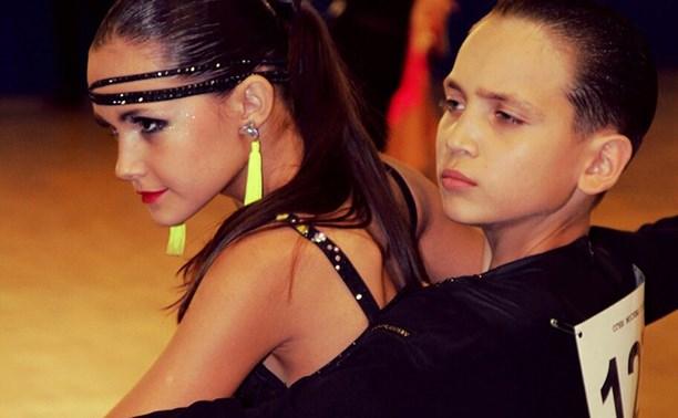 Тульская танцевальная пара первенствовала на международном турнире в Москве