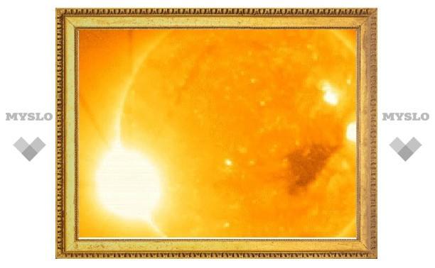 Солнце способно сделать космос непригодным для спутников