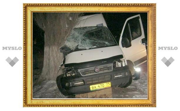 Водитель маршрутки, искалечивший сына и двух его друзей в ДТП под Тулой, был пьян?