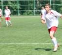 Новомосковский «Химик» сыграл вничью с «Академией футбола»