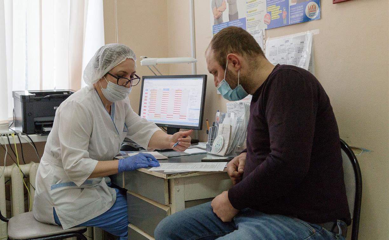 Больницы Тульской области возобновили диспансеризацию населения