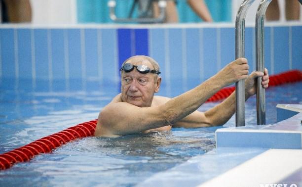 Тульские пловцы отлично выступили на соревнованиях в Воронеже