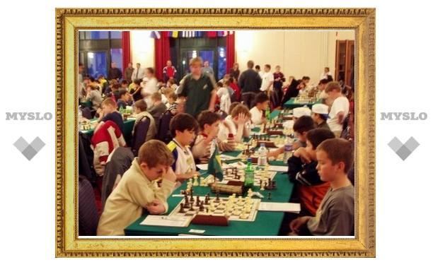 Семилетняя тулячка вошла в число лучших шахматистов страны