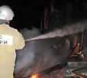 Пожар в Богородицке: одна спасенная и один погибший