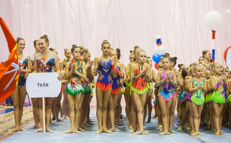 Тульские гимнастки снова лучшие!