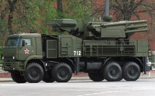 Тульские «Панцири» проедут на Параде Победы в Республике Беларусь