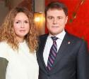 Владимир и Ольга Груздевы назвали дочку Ариной