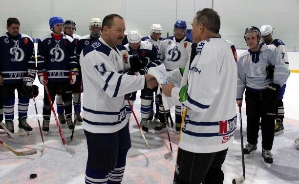 Сотрудники тульского УМВД провели спортивную встречу с московскими коллегами