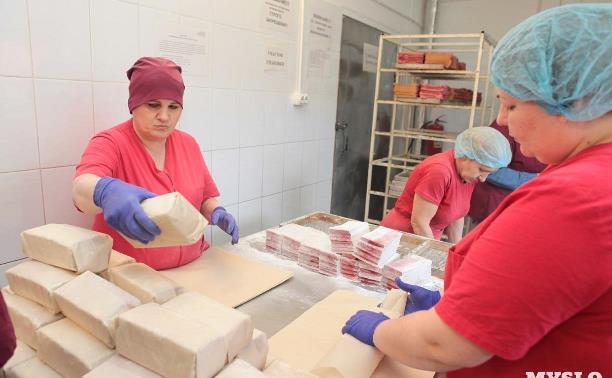 В Китай поставят 50 тонн белевской пастилы