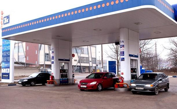 За месяц бензин в Туле подешевел, а дизель - подорожал