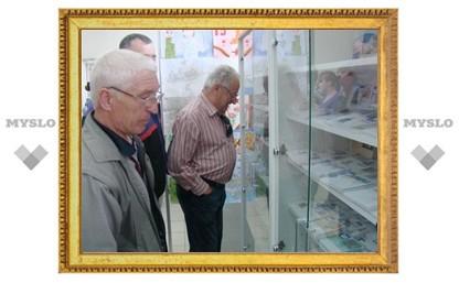 В Туле открылся магазин для филателистов