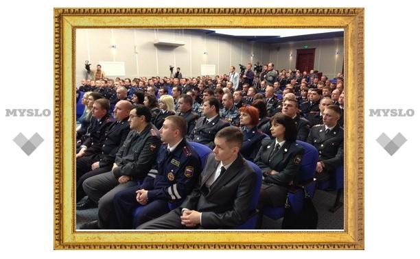 Тульская полиция - одна из лучших в стране