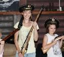 В музее оружия открылась интерактивная площадка «Штаб обороны Тулы»