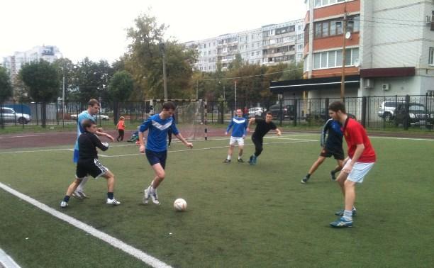 Туляков приглашают на финальные игры турнира Дворовой футбольной лиги – 2015