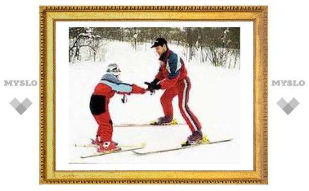 Туляков приглашают на лыжи и коньки