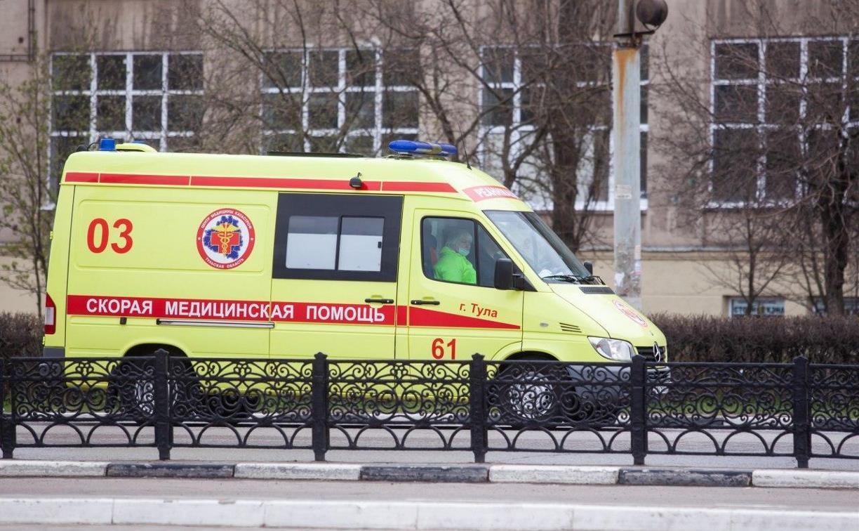 За сутки в Тульской области зафиксировано 74 заражения COVID-19