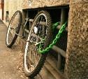 В Тульской области поймали велосипедного вора