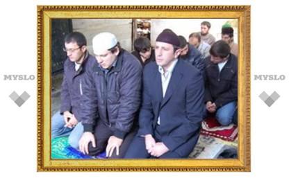 Мусульмане Тулы отмечают большой праздник