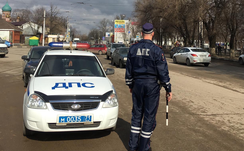 Сотрудники ГИБДД в Тульской области за неделю поймали 92 нетрезвых водителя