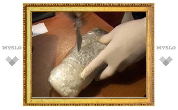 В Туле с поличным задержана банда наркоторговцев