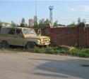 В Мясново перевернулся «УАЗик»