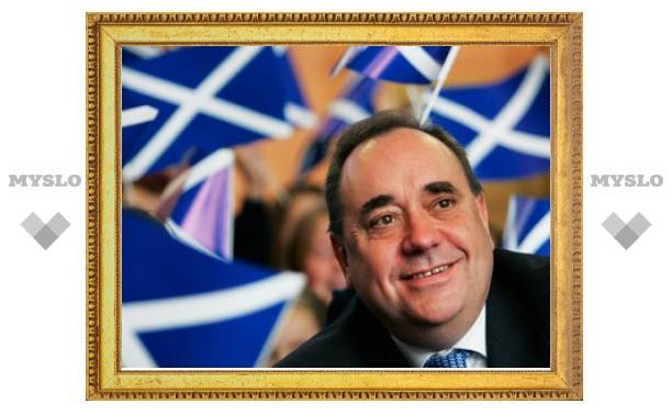 Власти Шотландии запустили кампанию по отделению от Великобритании
